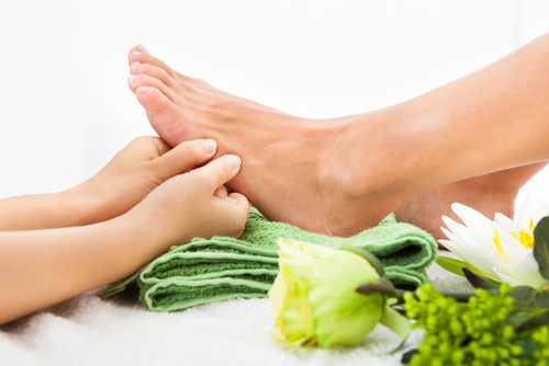 6 Myths On Foot Massage