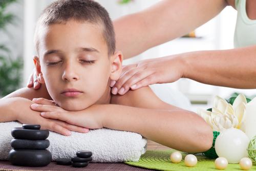 Kids Massage